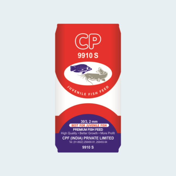 CP Floating Fish Feed