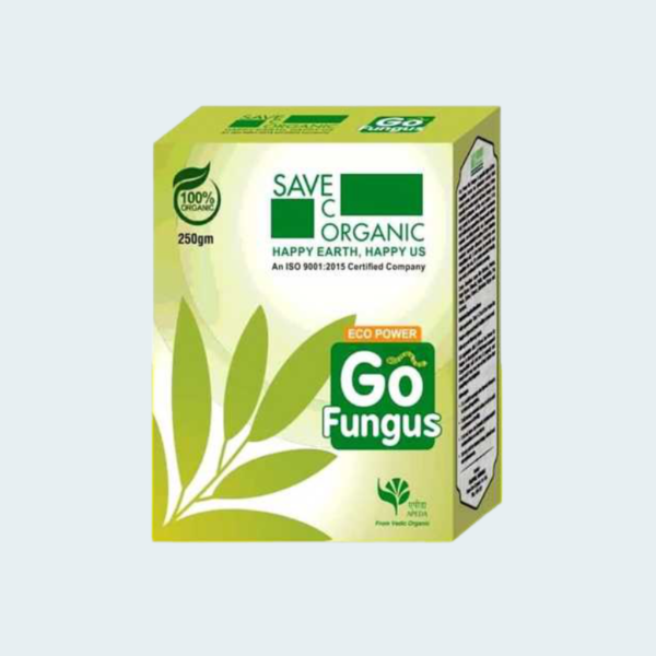 Eco Power Go Fungus