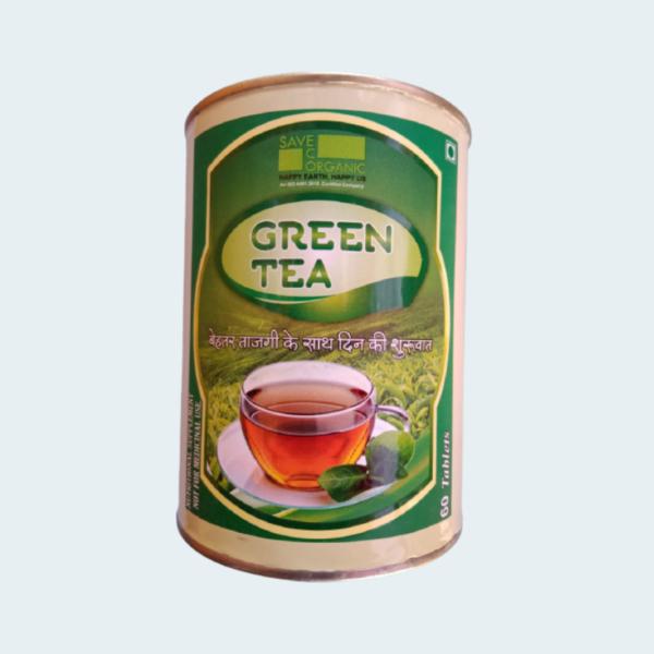 Eco Power Green Tea